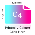 C4 Printed Two Colours