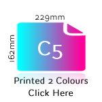 C5 Printed Two Colours